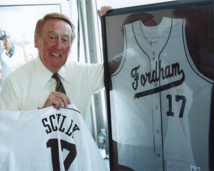 Vin Scully Receives Presidential Medal of Freedom
