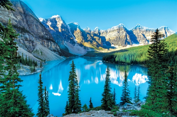 Canadian Rockies: Parks & Resorts