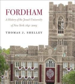 New Book About Fordham's History