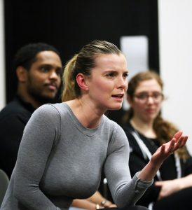 Theatre Alumni Offer Advice to Seniors