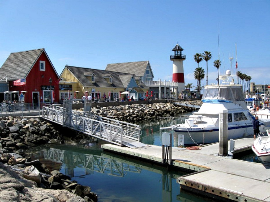 Canada and New England Historic Harbors
